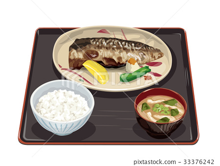 套餐 定食 日式定食 33376242