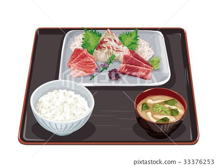 套餐 定食 日式定食 33376253