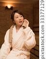 ที่อาบน้ำสาธารณะ,การอาบน้ำ,ผู้หญิง 33377129