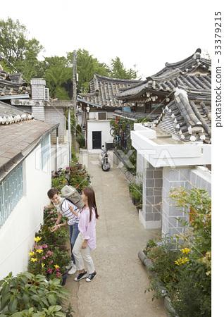 커플,북촌한옥마을,종로구,서울 33379215