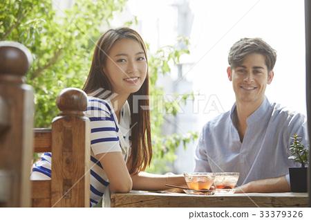 夫婦,咖啡館,北村韓屋村,鐘路區,首爾 33379326