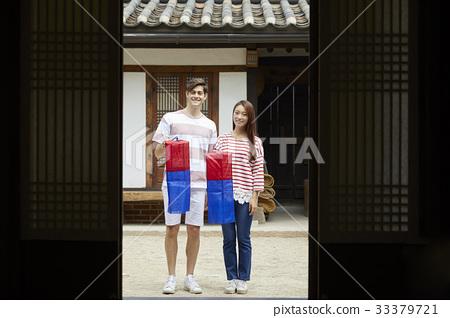 커플,북촌한옥마을,종로구,서울 33379721