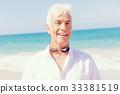男性 男 海滩 33381519
