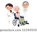 wheelchair elder elderly 33394939