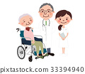 wheelchair elder elderly 33394940
