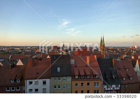 Nuremberg Morning 33398020