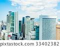 [Osaka Prefecture] Urban landscape 33402382