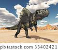 恐龙 三维 立体 33402421