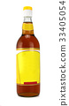 Fish sauce in glass bottle 33405054