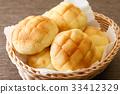 蜜瓜包 小甜麵包 丹麥甜糕餅 33412329
