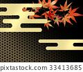 단풍, 일본풍 무늬, 일본풍무늬 33413685