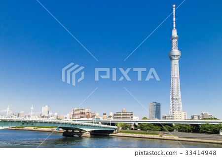 東京 場景 晴空塔 33414948