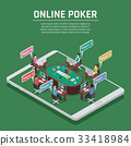 game, online, poker 33418984