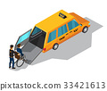 cab, yellow, taxi 33421613
