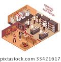 市場 烘焙 麵包房 33421617