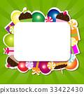 ColorBirthdayCard-10-M 33422430