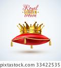 queen background pillow 33422535