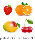 Fresh Fruits 33422893