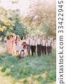 婚礼 伴娘 人物 33422945