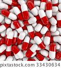 Pills background 33430634