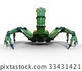 cg, 곤충, 로봇 33431421