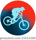 bicycle, vector, illustration 33433384