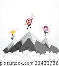 Business concept. People Corporate Success 33433738