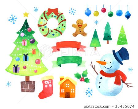 聖誕季節 聖誕節期 聖誕時節 33435674