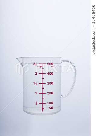 Water, measuring cup, measuring cup 33436450