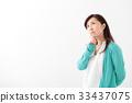 미들 여성 인물 33437075