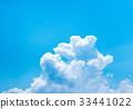 뭉게 구름 33441022