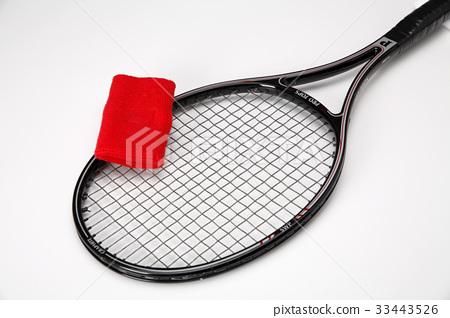 Sports, Tennis Rackets, Wrist Bands 33443526