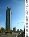 강남구, 고층빌딩, 도로 33446949