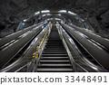 서울, 에스컬레이터, 전철역 33448491