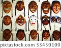 공예품, 마스크, 전통 33450100