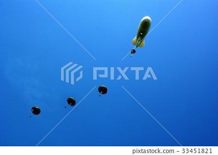 降落傘,飛艇, 33451821