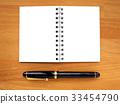 배경 소재 스케치북 사진 33454790