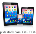 Modern mobile devices 33457136