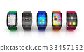 Collection of smart watches 33457152