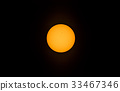 The Sun Seconds Before The Eclipse 33467346
