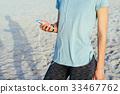 成人 海滩 美丽 33467762