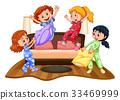 女孩 少女 臥室 33469999