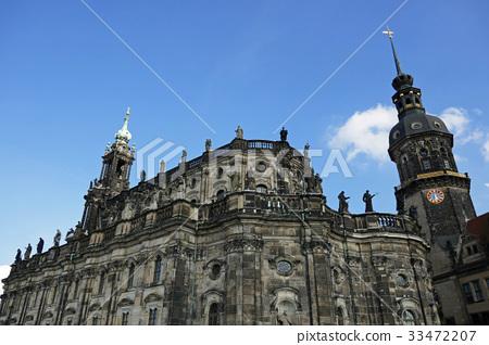 德累斯頓天主教老法院教堂 33472207