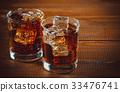 cola glass cold 33476741