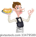 Perfect Hotdog Waiter 33479589