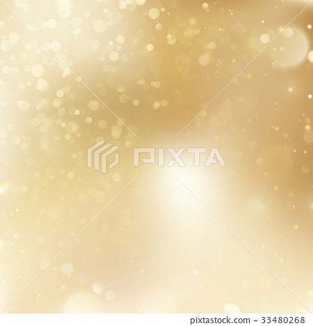 New year and Xmas Defocused Background With 33480268