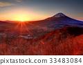 fuji mountain, fujiyama, mountain fuji 33483084