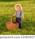 toddler, basket, child 33483607
