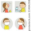 감기 예방 33484208