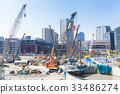construction site, construction sites, sky 33486274